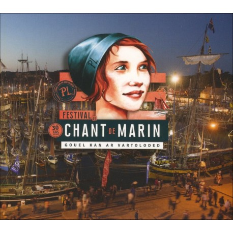 CD BEST OF CHANTS DE MARINS
