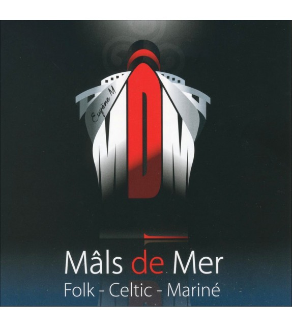 CD MÂLS DE MER - Folk - Celtic - Mariné