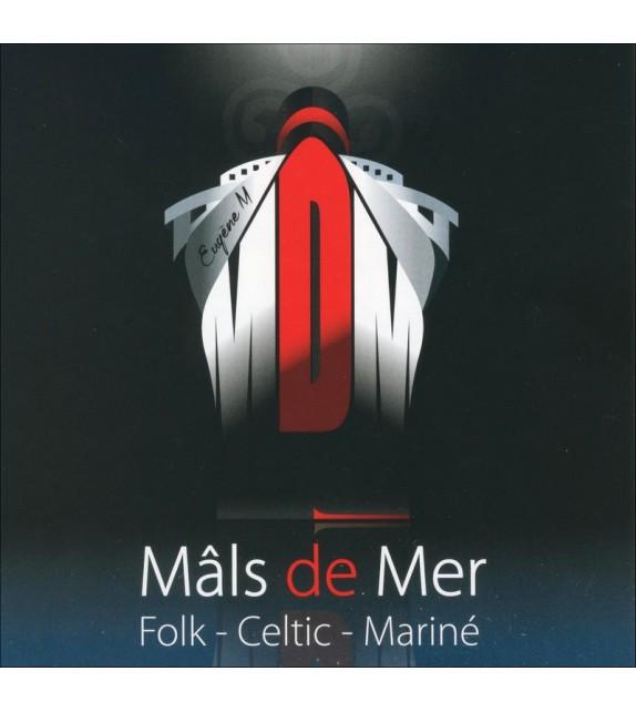 CD MÂLS DE MER - Folk - Celtic - Mariné