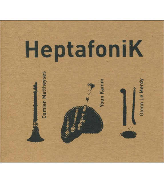 CD HEPTAFONIK TRIO