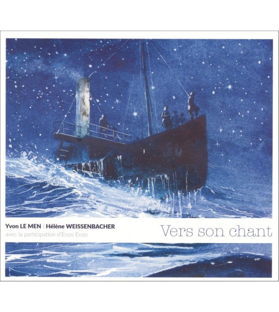 CD YVON LE MEN - VERS SON CHANT