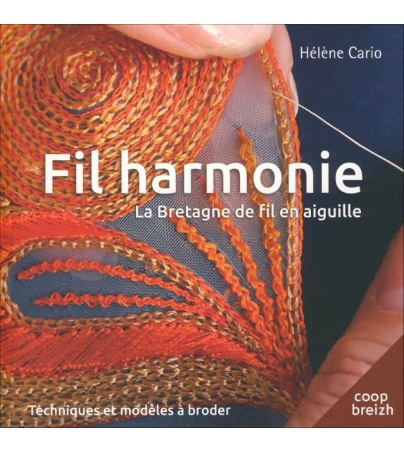 FIL HARMONIE - Motifs et créations en broderie bretonne
