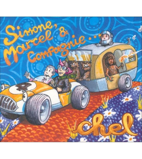 CD CHEL - Simone, Marcel et compagnie