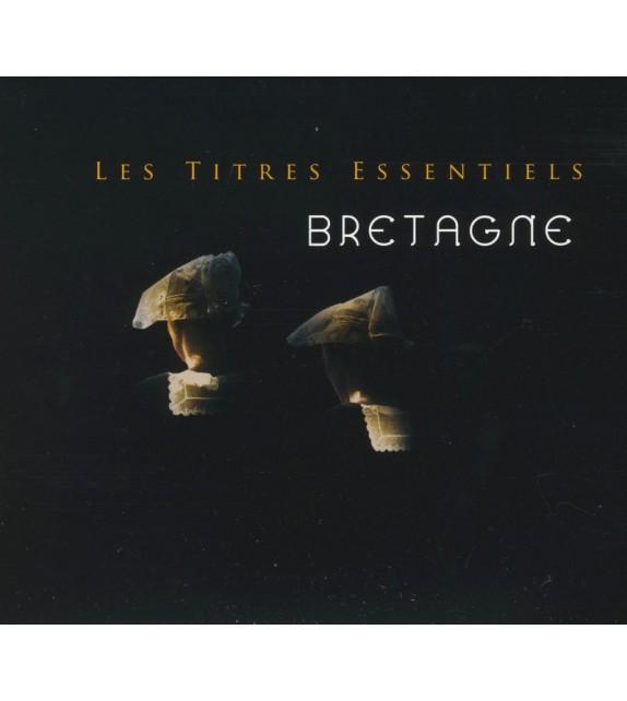 CD LES TITRES ESSENTIELS BRETAGNE Coffret 2 CD