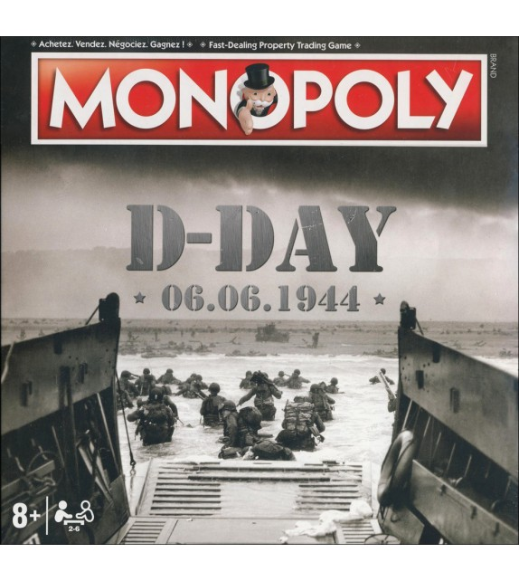MONOPOLY D-DAY 06.06.1944