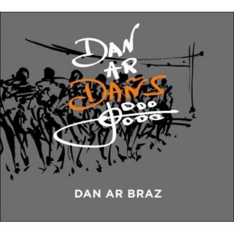 CD DAN AR BRAZ - Dan Ar Dañs – 60 ans de guitare