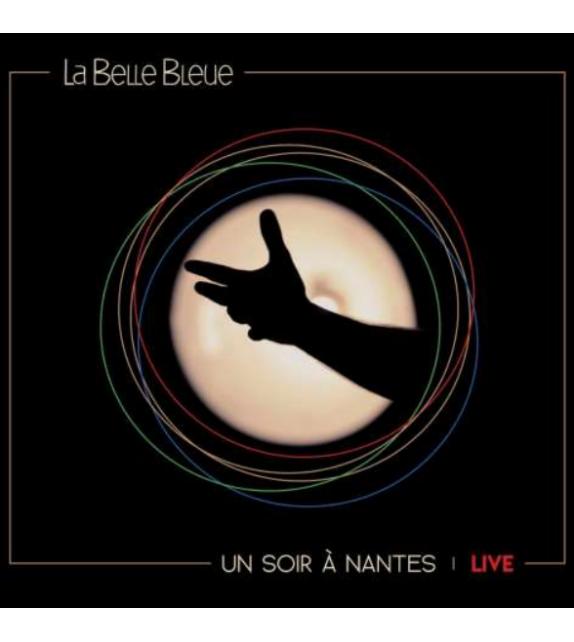 VINYLE LA BELLE BLEUE - Un soir à Nantes (live)