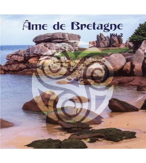 CD ÂME DE BRETAGNE - VOL.2 - 2 CD