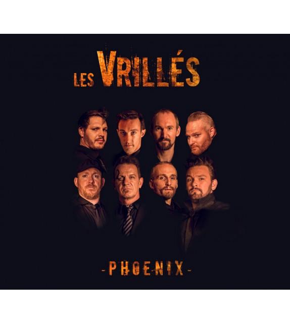 CD LES VRILLÉS - Phoenix