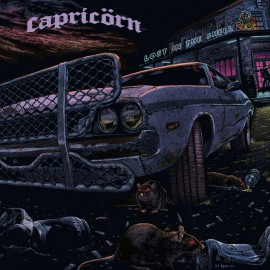 VINYLE + CD CAPRICÖRN - Lost In The Shell