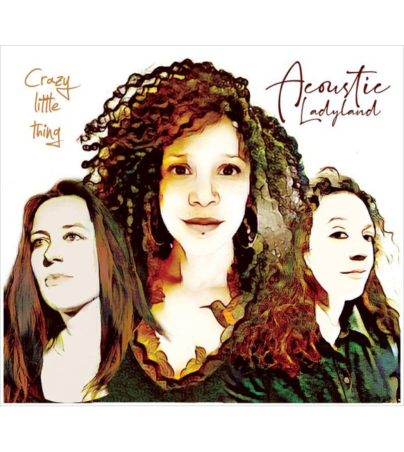CD ACOUSTIC LADY LAND Crazy little thing