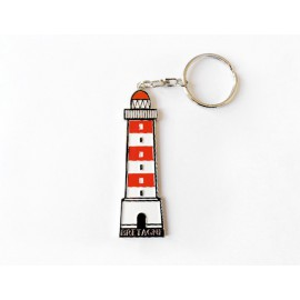 PORTE-CLEFS PHARE (rouge)