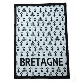 TORCHON BRETAGNE - Hermines et Triskells