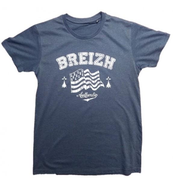 TEE SHIRT BREIZH Authentic