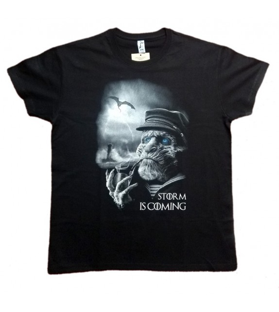 TEE SHIRT STORM IS COMING