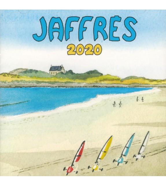 CD GÉRARD JAFFRÈS - 2020