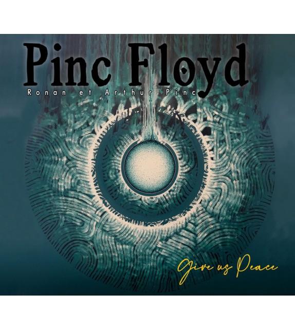 CD PINC FLOYD - GIVE US PEACE