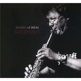 CD BERNARD LE DREAU - Saxophone (coffret 2 CD)