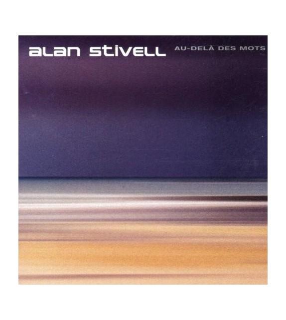 CD ALAN STIVELL - AU DELÀ DES MOTS