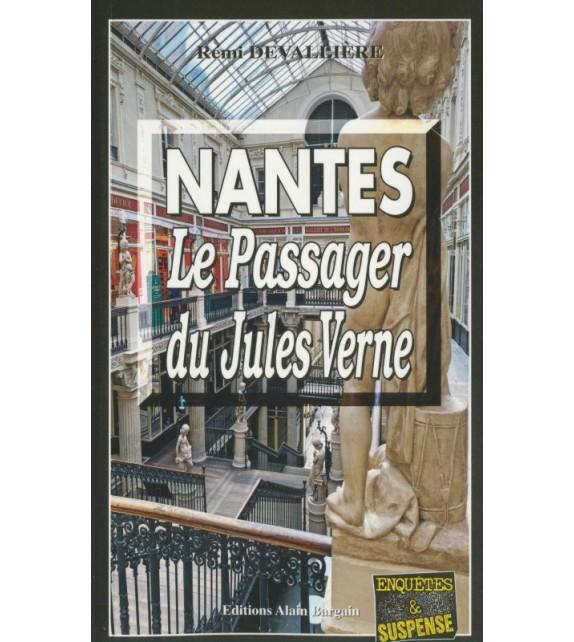 NANTES LE PASSAGER DE JULES VERNE