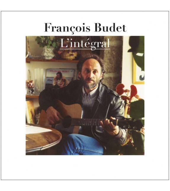 COFFRET 5 CD - FRANÇOIS BUDET - L'INTÉGRAL