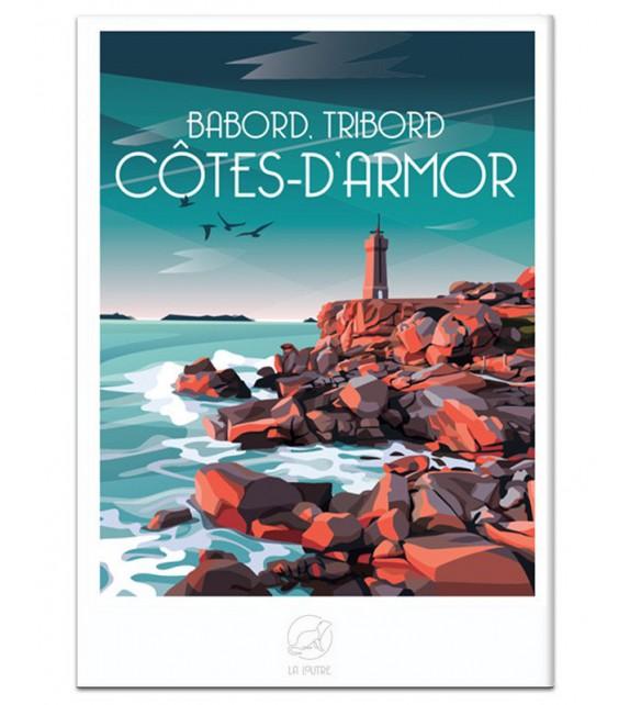 AFFICHE Côtes-d'Armor