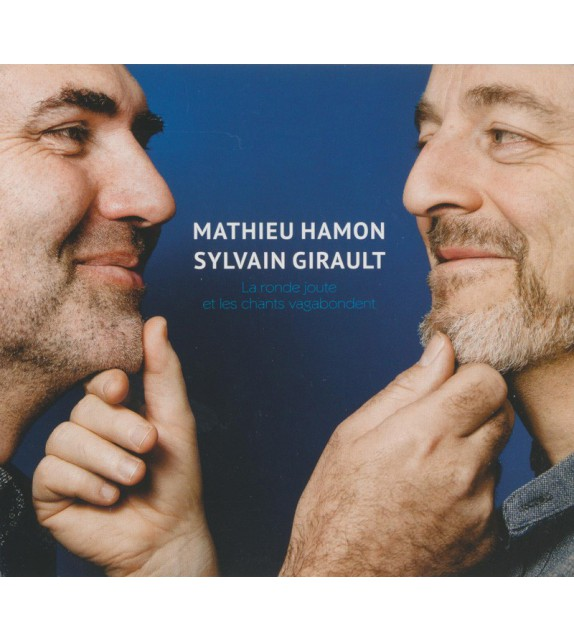 CD HAMON / GIRAULT - La ronde joute et les chants vagabondent