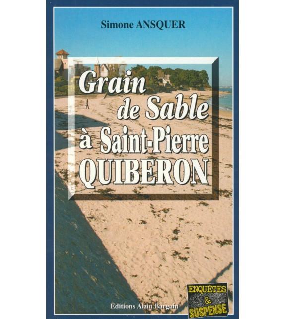 GRAIN DE SABLE Á SAINT-PIERRE-QUIBERON