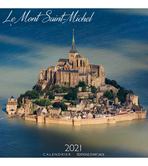 CALENDRIER 2021 - LE MONT SAINT-MICHEL