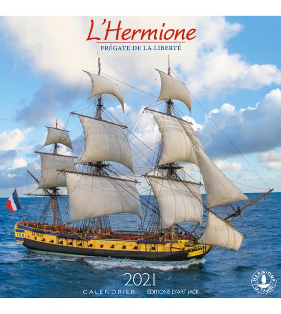 CALENDRIER 2021 - L'HERMIONE