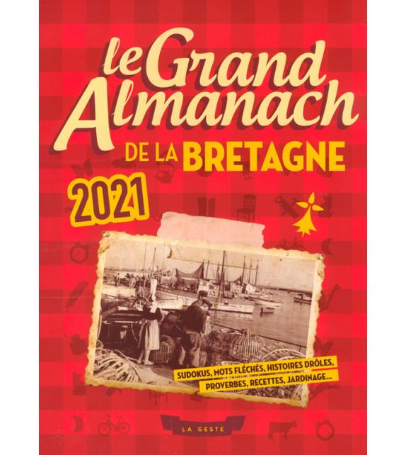 LE GRAND ALMANACH DE LA BRETAGNE 2021