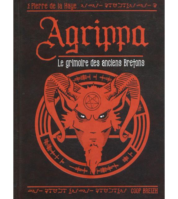 AGRIPPA - Le Grimoire des Anciens Bretons