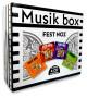 MUSIK BOX - FEST NOZ - Coffret 4 CD