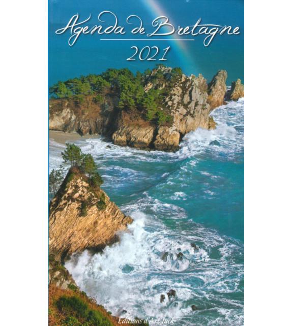 AGENDA DE BRETAGNE - 2021