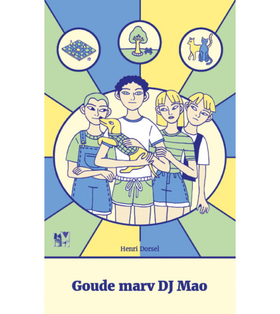 GOUDE MARV DJ MAO