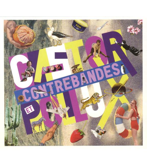 CD CASTOR & POLLUX - Contrebandes