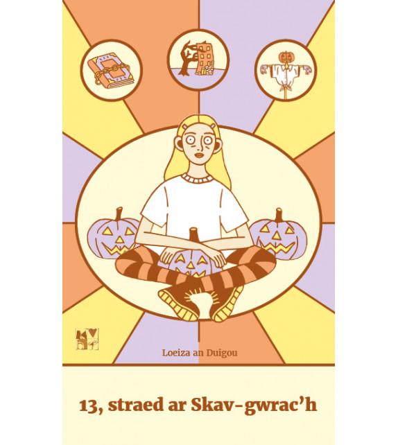 13 STRAED AR SKAV GWARC'H