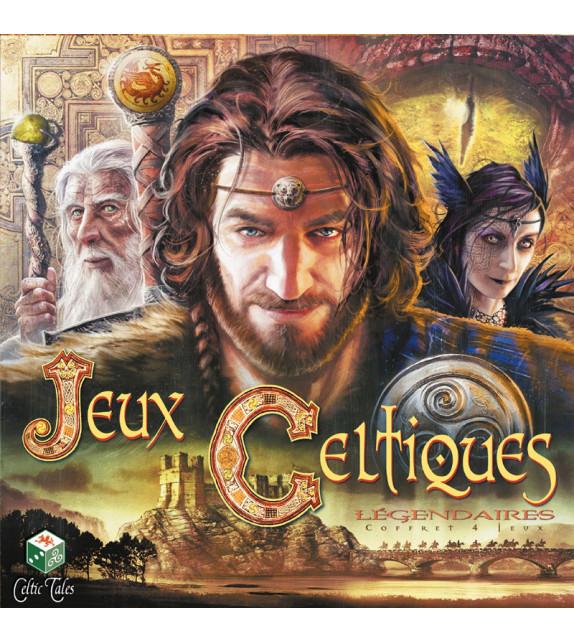 JEUX CELTIQUES LÉGENDAIRES - Coffret 4 jeux