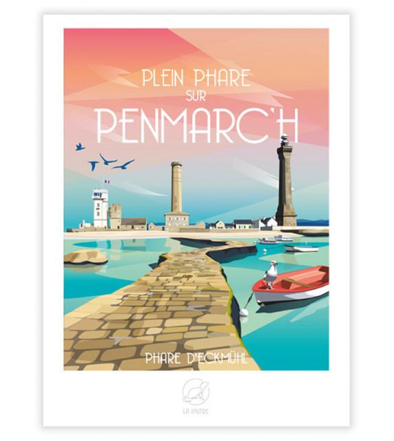 AFFICHE Penmarc'h