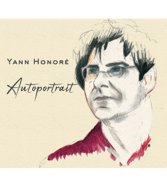 CD YANN HONORÉ - Autoportrait