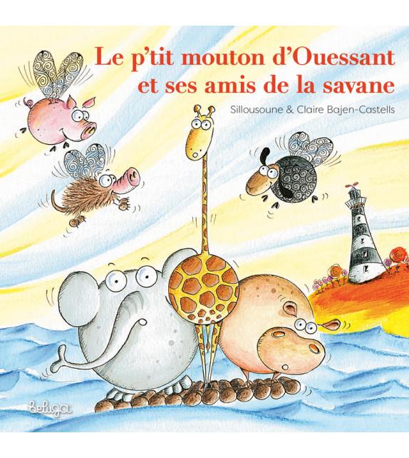 LE P'TIT MOUTON D'OUESSANT ET SES AMIS DE LA SAVANE