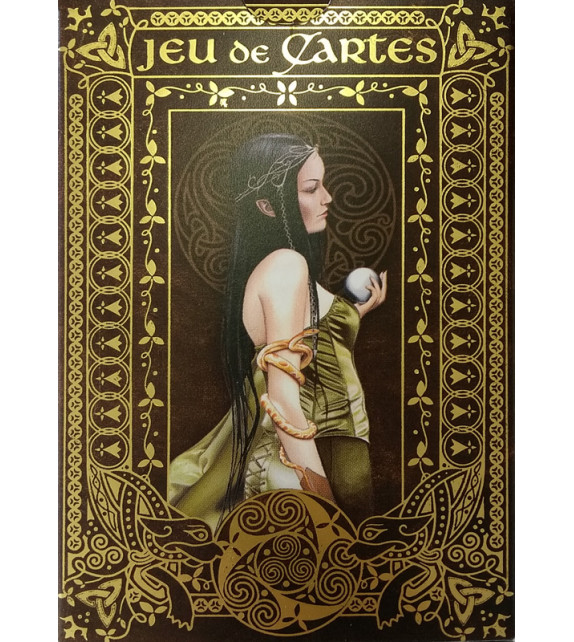 JEU DE 54 CARTES (illustrations Brucero)