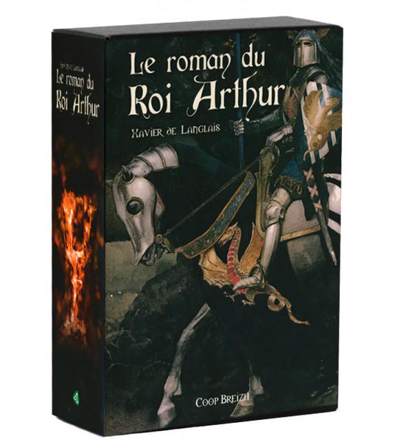 COFFRET LE ROMAN DU ROI ARTHUR