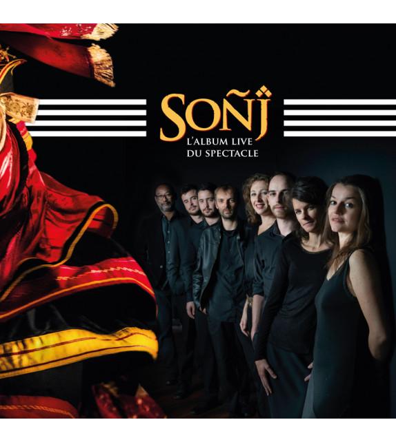 CD SOÑJ - L'album live du spectacle