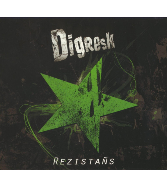 CD DIGRESK - REZISTAÑS