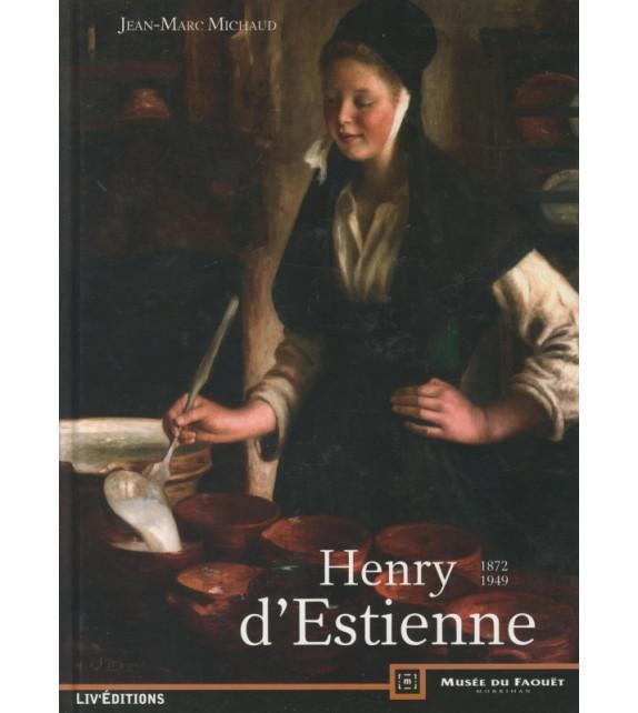 HENRY D'ESTIENNE 1872-1949