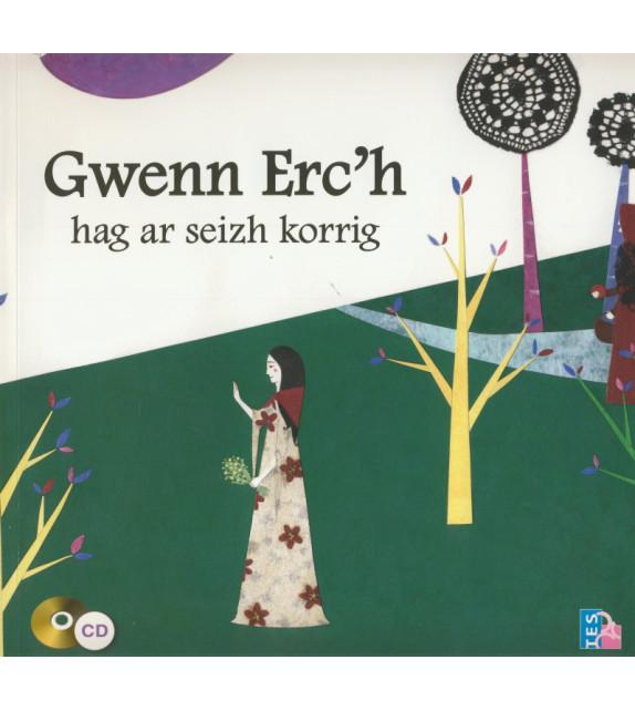 GWENN ERC'H HAG AR SEIZH KORRIG - Version 2021