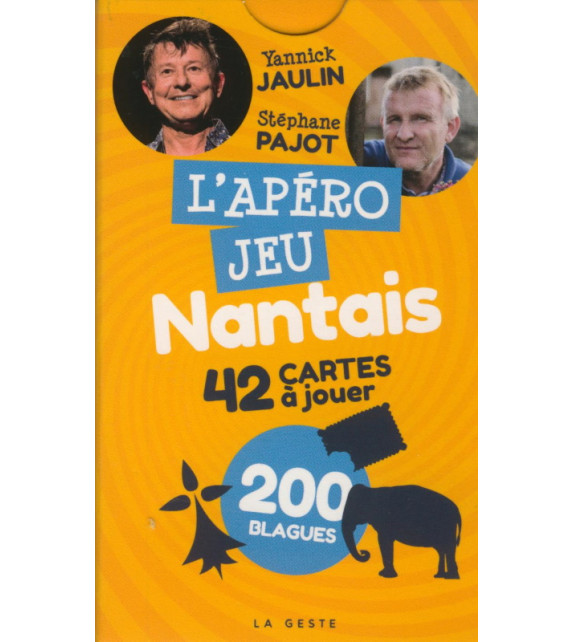 L'APÉRO JEU NANTAIS