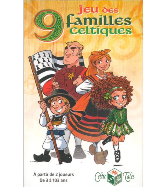 JEU DES 9 FAMILLES CELTIQUES