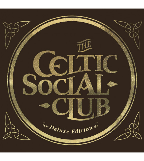 CD THE CELTIC SOCIAL CLUB - Deluxe Edition (CD + DVD live aux Vieilles Charrues)